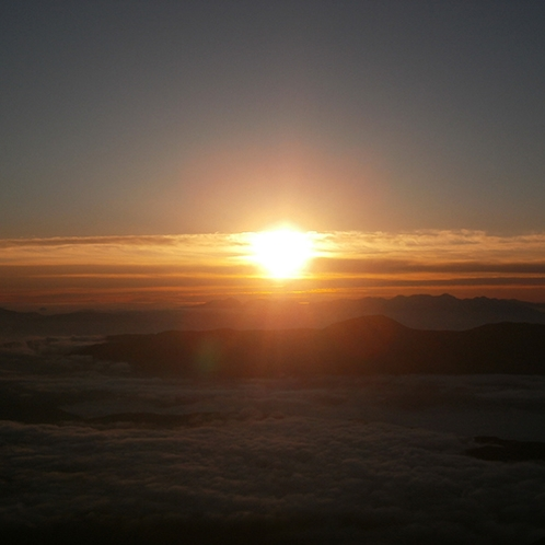 【乗鞍岳】感動的なご来光は一見の価値有りです!