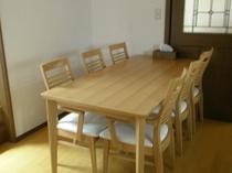 6人掛けダイニングテーブル