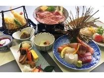 お造り&鳥取県産和牛すき焼きプラン