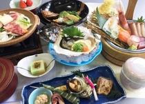 【夏期限定】山陰名物 夏味プラン★岩牡蠣&白いか