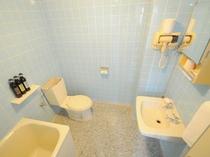 【浴室】広々とした浴室