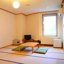 山側和室(4人部屋)トイレ付