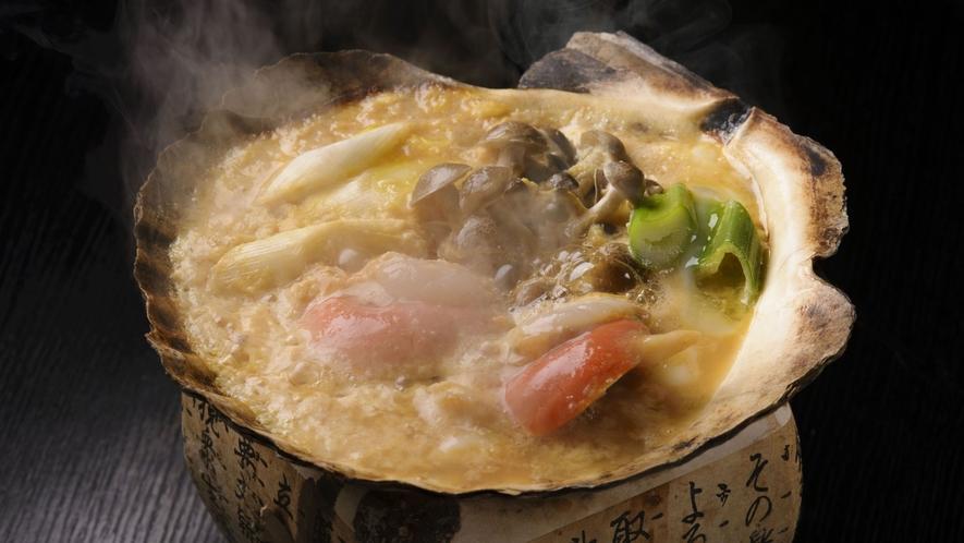 貝焼き味噌
