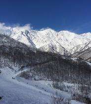 スキー風景2