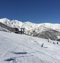 スキー風景