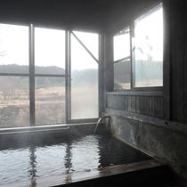 *【温泉】源泉が熱めのため、ご入浴時は温度にご注意くださいませ☆