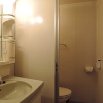 *【お部屋】きりしま8畳~お手洗いと洗面があり、清潔感を心がけています。