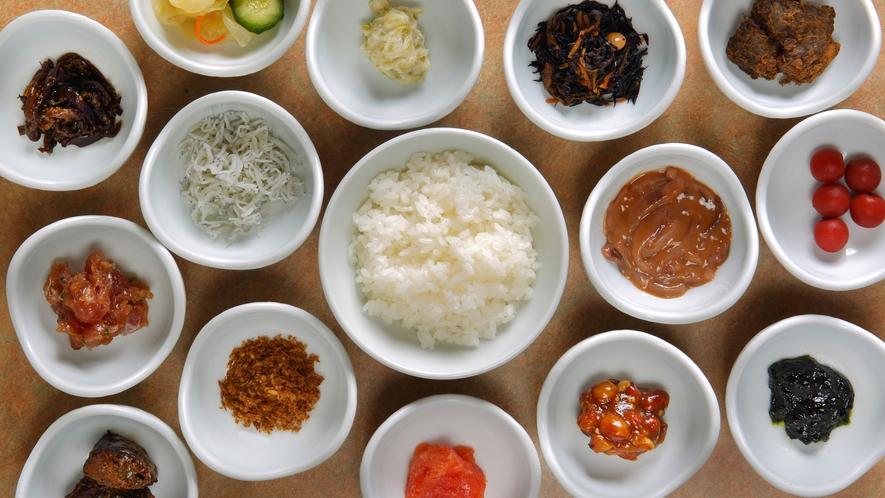 朝食:ビュッフェ(鴨川館:ダイニングMAIWAI)
