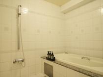 スーペリアダブルルーム バスルーム
