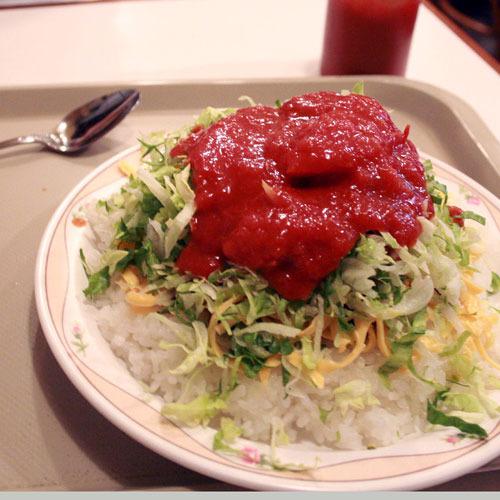【沖縄料理】 タコライス