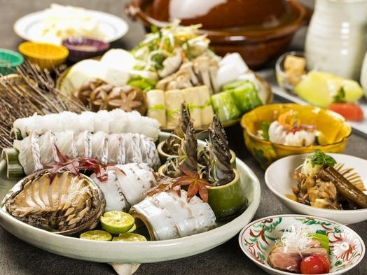 【個室食・海鮮】御食事処の個室で海鮮しゃぶしゃぶ 〜三密回避!安心して贅沢なお食事を〜