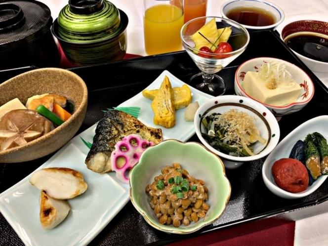 """""""伊達飯(だてめし)""""朝食"""