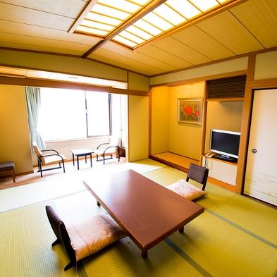 【1泊朝食】徳島鳴門の幸を活かした元気な朝食付きプラン♪☆山側和室