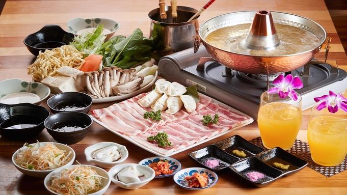 【沖縄Days】期間限定☆やんばるの癒しリゾートで贅沢アグー豚を堪能♪【夕朝食付】