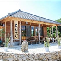 【うちなーの味 石なぐ】海を眺めながら沖縄料理に舌鼓