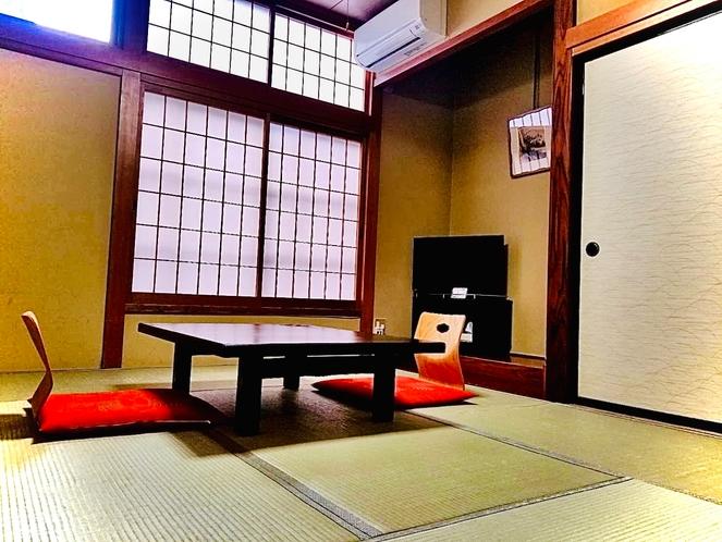 【お部屋】《和室6〜8畳》
