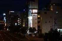 夜 外観2