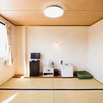 【和室6畳一例】日当たりの良い清潔感のある和室