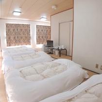*【和室17畳一例】1部屋最大10名様までお泊りいただけます