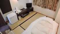 *【和室4畳一例】1名利用のためのシンプルな和室