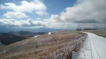 冬季のビーナスラインは場所によって通行止め区間ありますので、ご注意を。