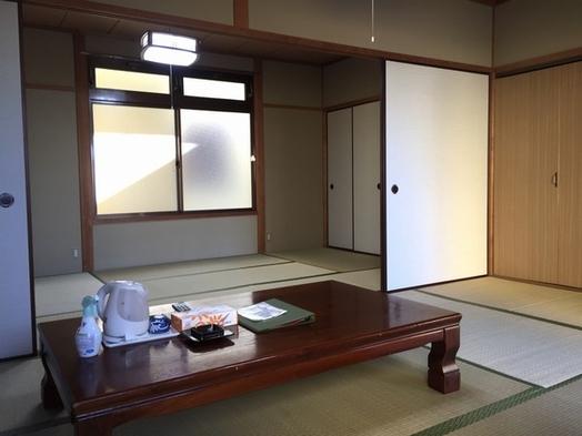 【朝食・駐車場・VOD無料♪】離れ(和室)プラン