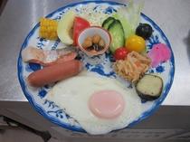 1泊2食プラン(朝食)