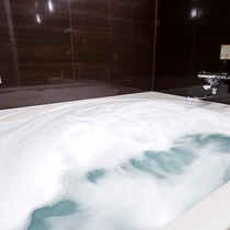 【客室お風呂】プラチナスイート