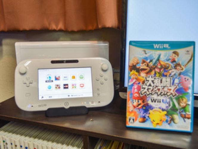 【娯楽・レンタルゲーム】有料:1時間¥500