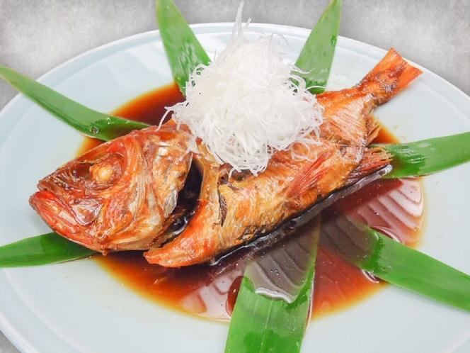 金目鯛の煮付け・オプション料理(4日前まで受付)