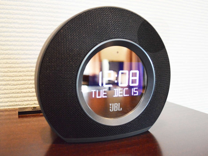 【Bluetoothデジタル時計】