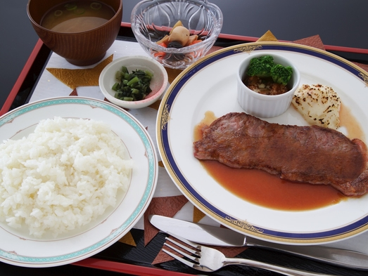 【秋冬旅セール】【1泊2食付】ご夕食&ご朝食♪【駐車場無料・天然温泉】