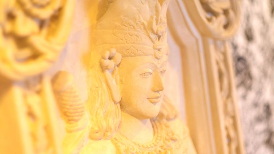 温泉の女神