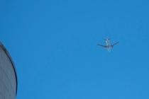 ホテルから飛行機が見えます♪ お子様も大喜び★