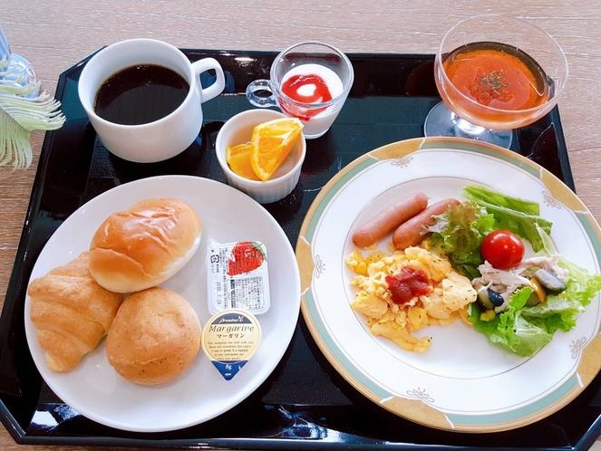 朝食 洋食御膳