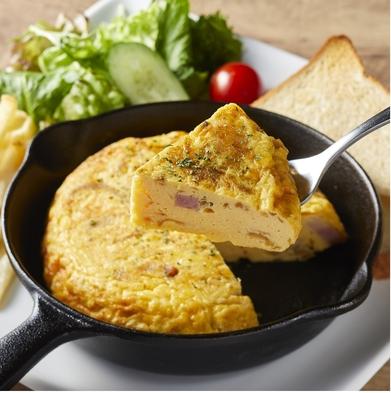【朝食付き】14日前の予約がお得♪野菜が主役のビストロで1日をスタート!
