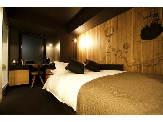 【秋冬旅セール】【素泊まり】未完がちりばめられたデザイナーズホテルでステイ