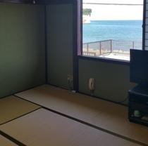 和室のお部屋になります