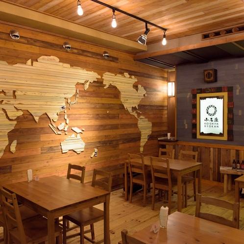 カフェの世界地図