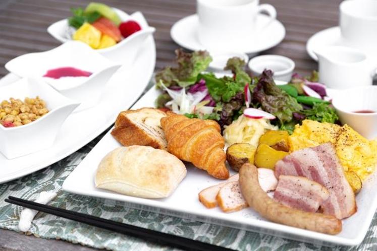【Breakfast~アメリカンブレックファースト~】