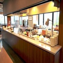 【2Fレストラン旅籠hatago】AM6:30~9:30(最終入店9:00)にて営業をしております