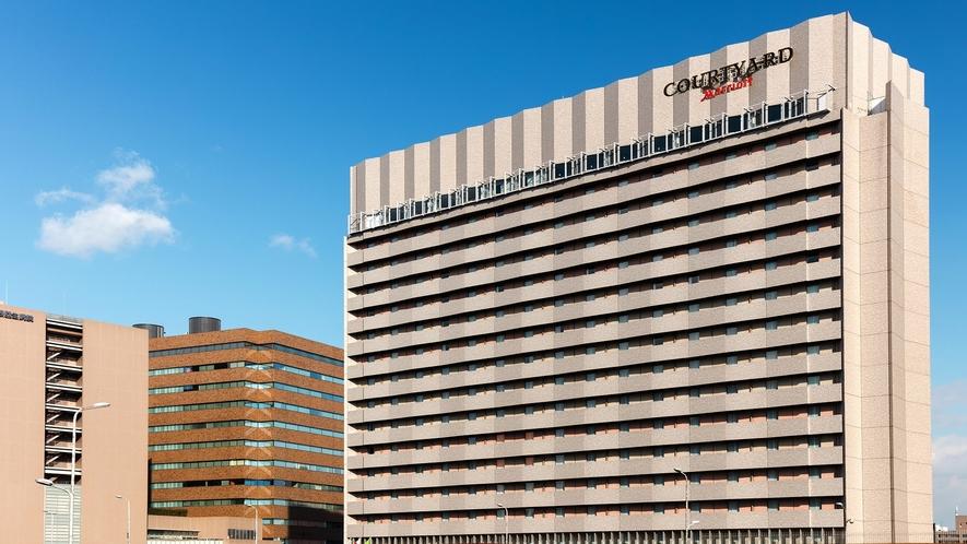 ホテル外観 デイイメージ