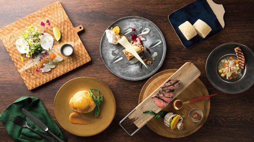 Dining & Bar LAVAROCK_ウィンターディナーコース