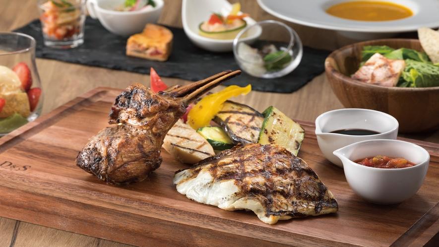 Dining & Bar LAVAROCK_グリル料理