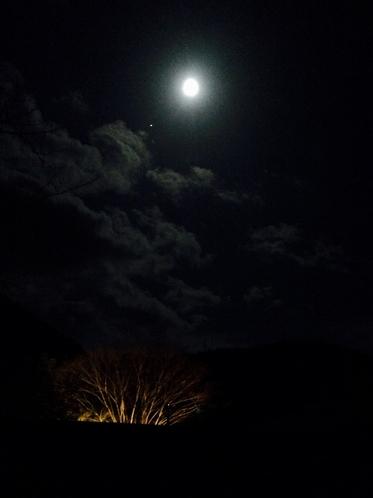 月ヶ瀬のお月見