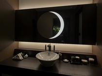 月響洗面所