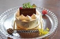 生デコレーションケーキ4号