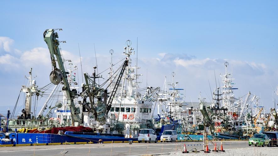 *【おすすめスポット/いわき小名浜】小名浜漁港