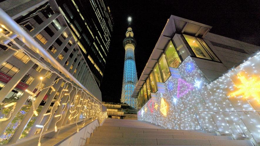 東京スカイツリー(TOKYO SKY TREE)