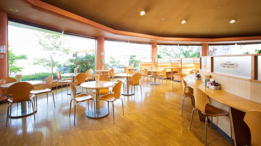 ・【いやしの本館】おもてなし食堂